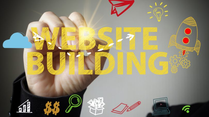 Building Website Hand Drawing Images Online