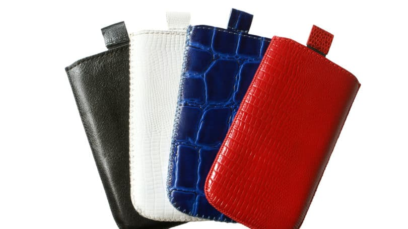 Company Faux Crocodile Ipad Case