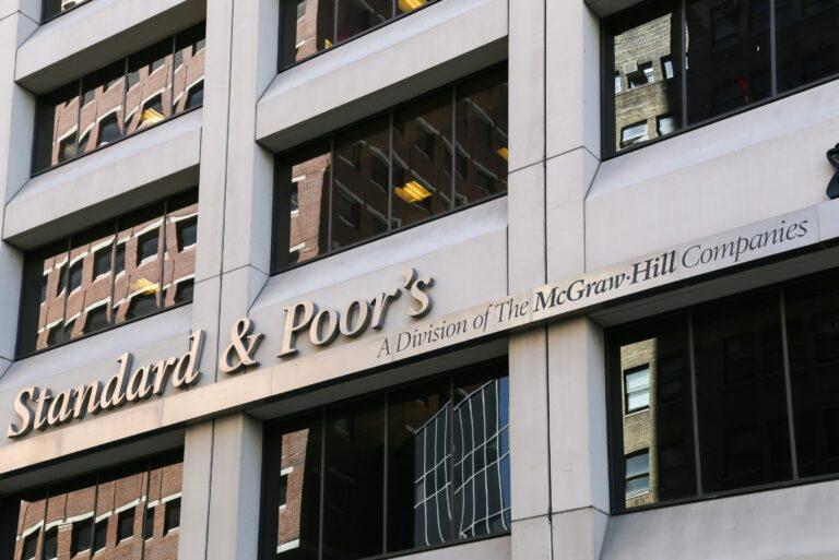 Standard Poor Credit Ratings