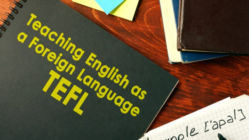 Tefl Teaching English As A Foreign Language