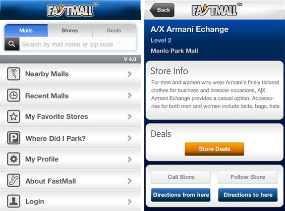 fastmall screenshot