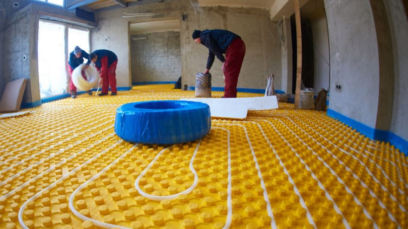 What Is A Radiant Heating System Costs Benefits Drawbacks