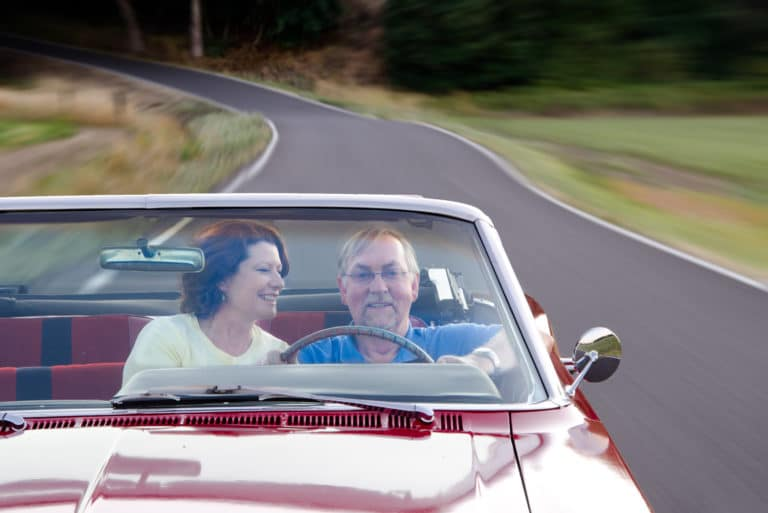 Keep Driving Old Car
