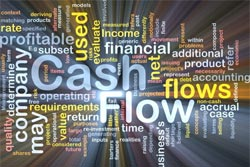 cash flow words