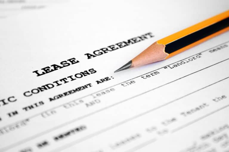 Apartment Lease Agreement