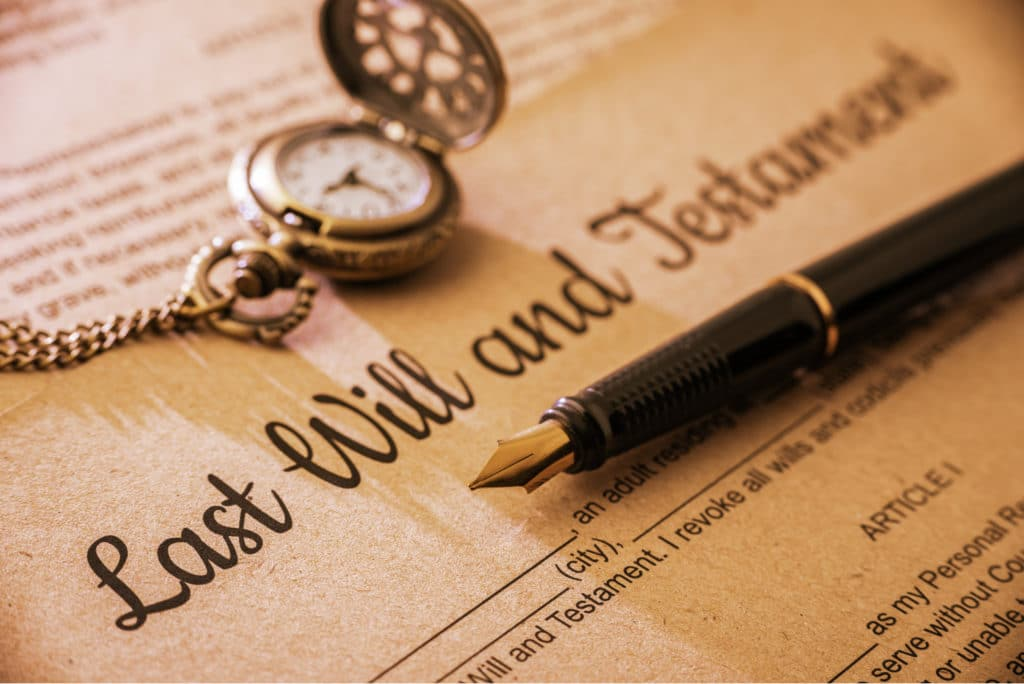 Avoid Probate Definition Process