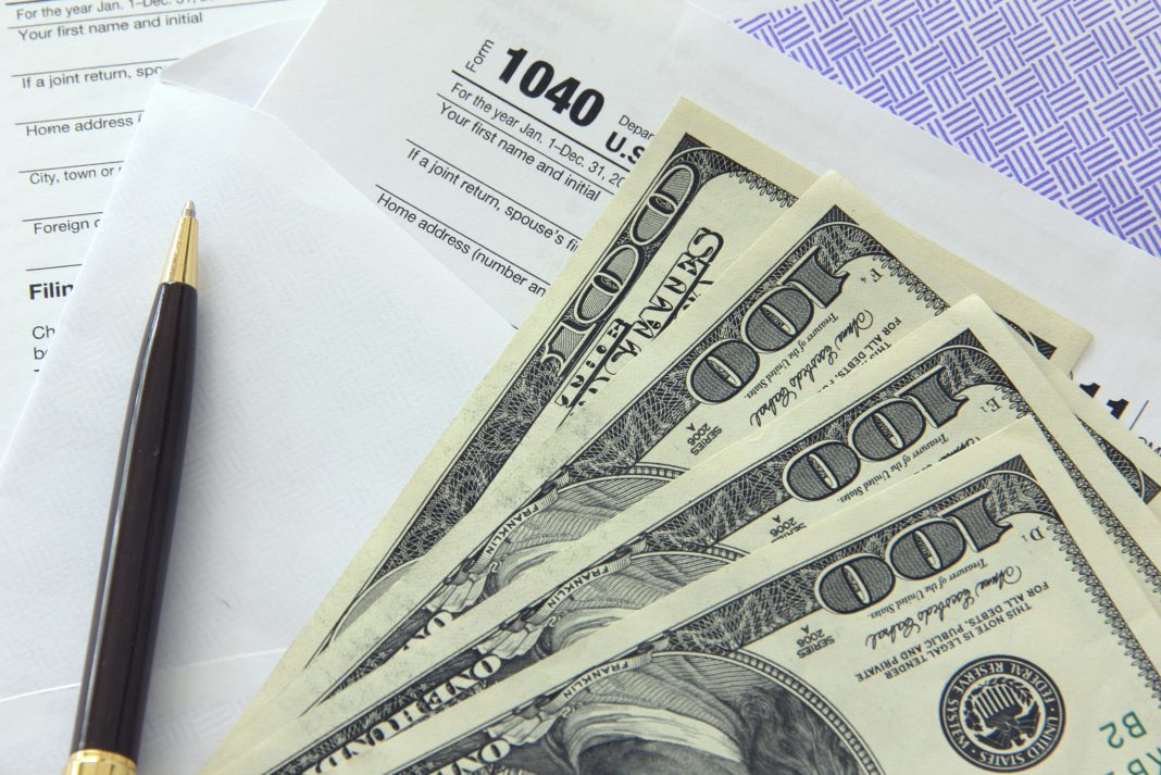 Federal Income Taxes History