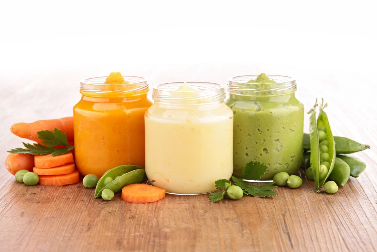How to Make Organic Baby Food at Home