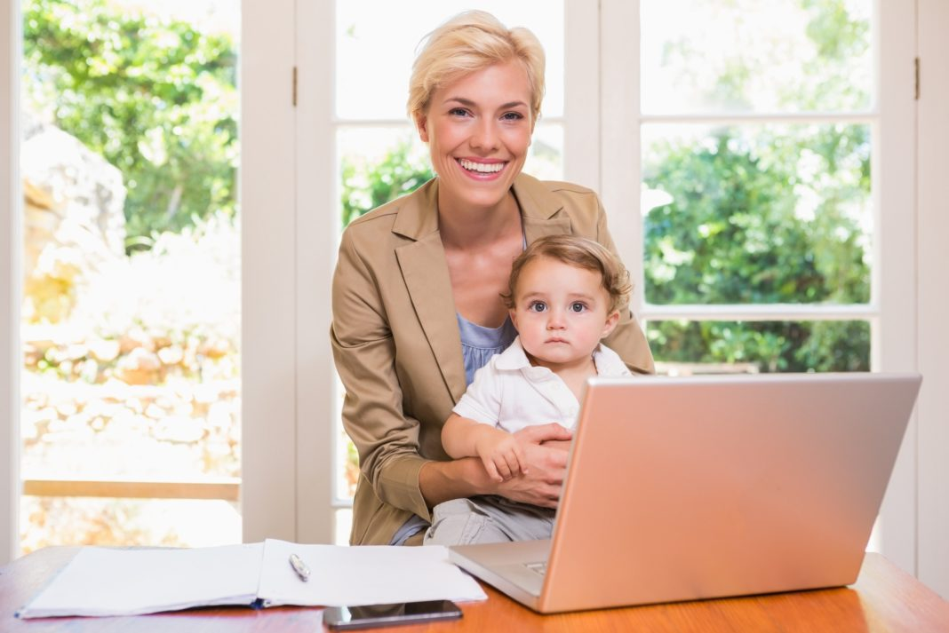 Stay At Home Versus Working Mom
