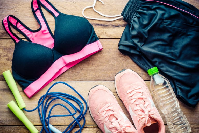 Womens Fitness Workout Clothing