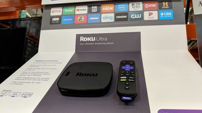Roku Lt Video Device