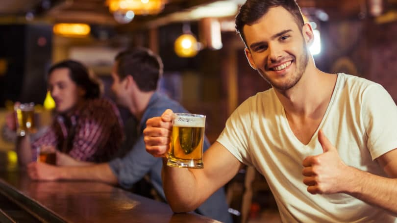 Drink Alcohol Moderation