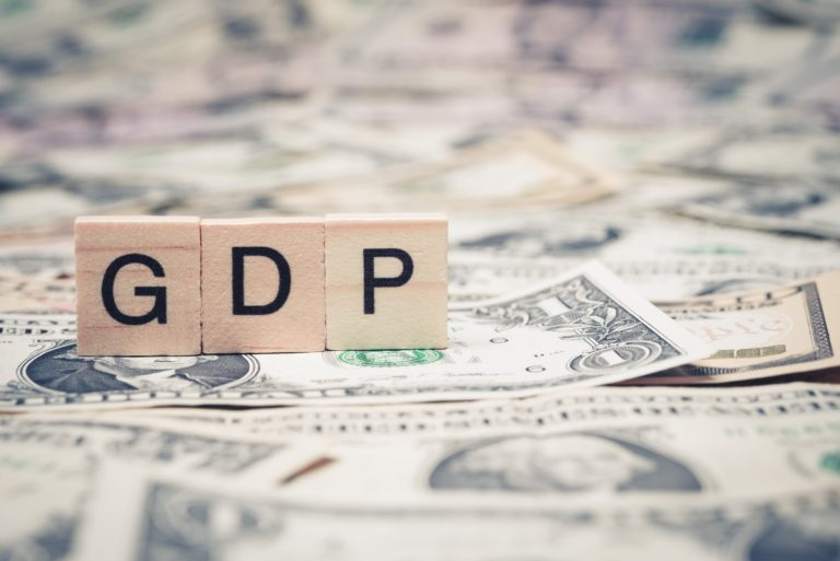 Gross Domestic Product Gdp Cash Pile
