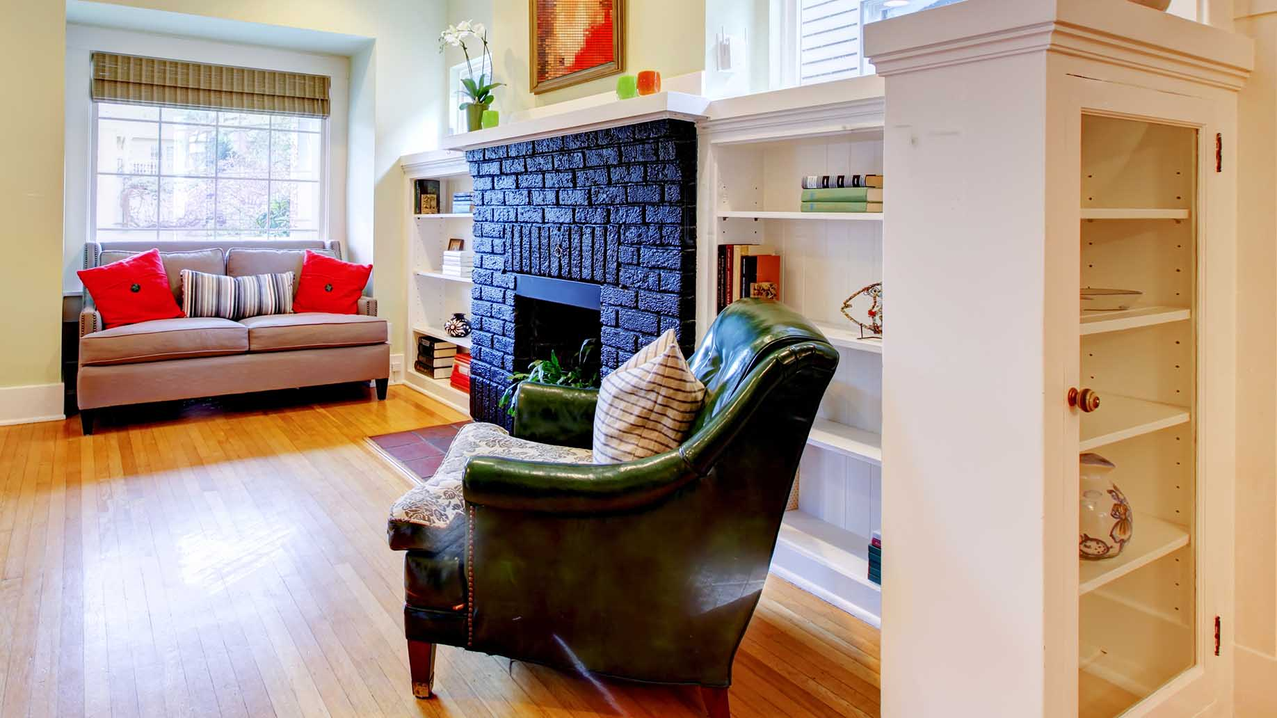 Charmant Small Old House Classic Living Room