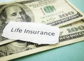 Life Insurance Money Bill