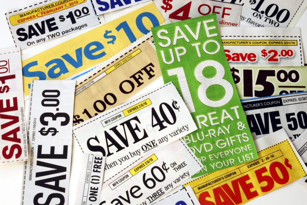 graphic about Container Store Coupon 20 Printable referred to as How towards Intense Coupon Conserve upon Groceries: Serious Couponing 101