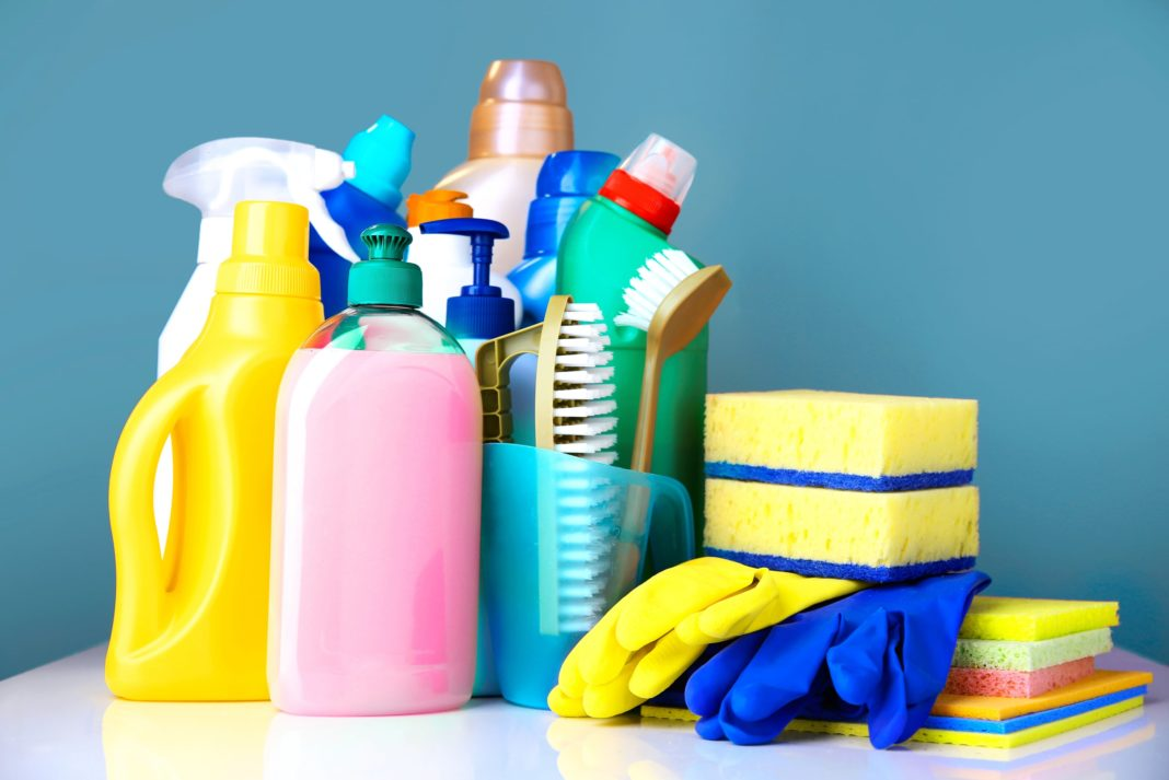 Household Items Cleaning Sanitary Supplies