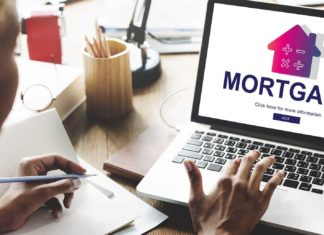 loan mortgage payment property concept?