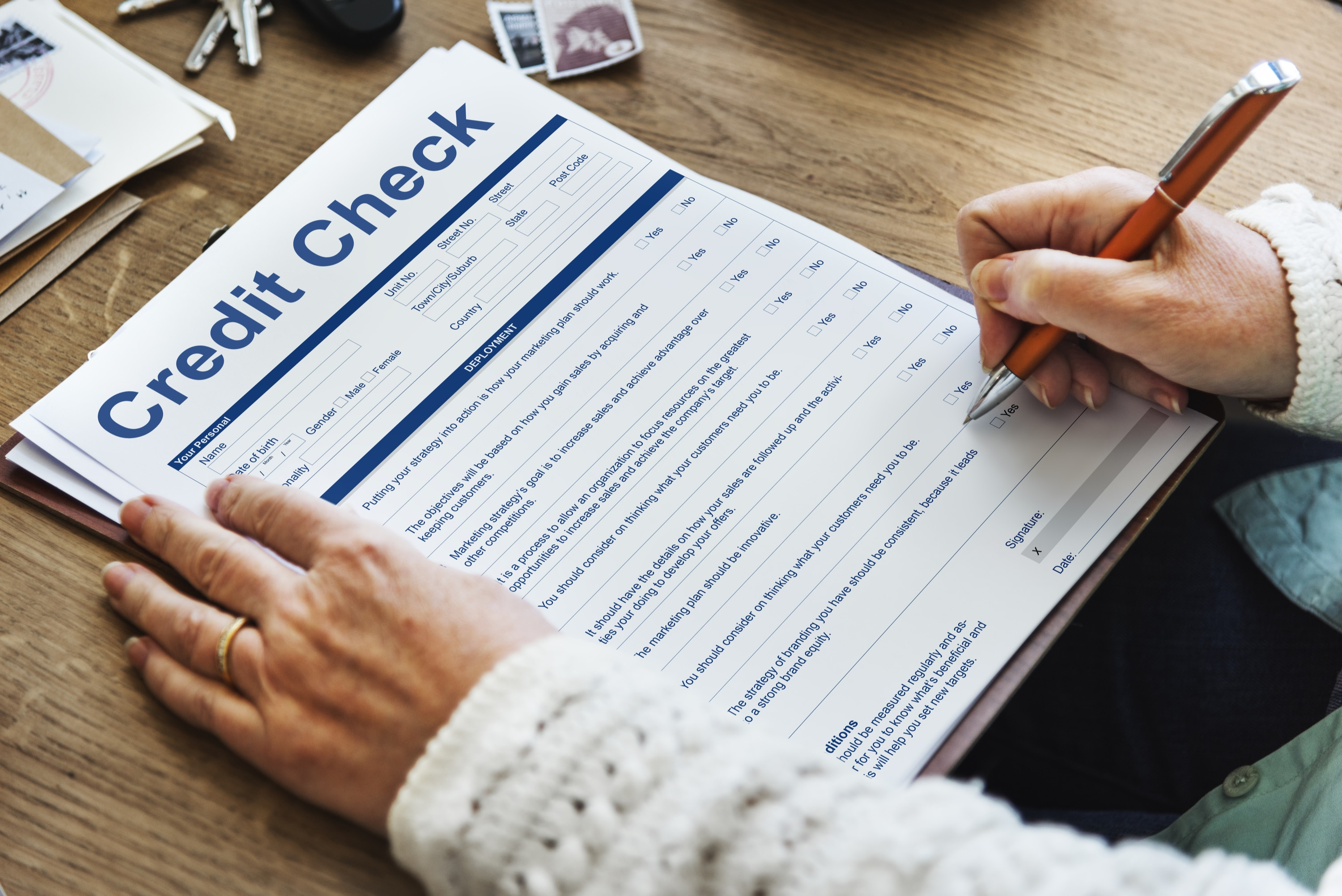 How to Run a Credit Check on a Potential Tenant - For Landlords
