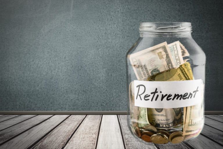 Save Retirement Track
