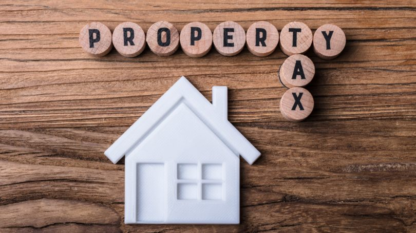 Property Tax House Letters