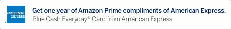 amex blue cash amazon prime