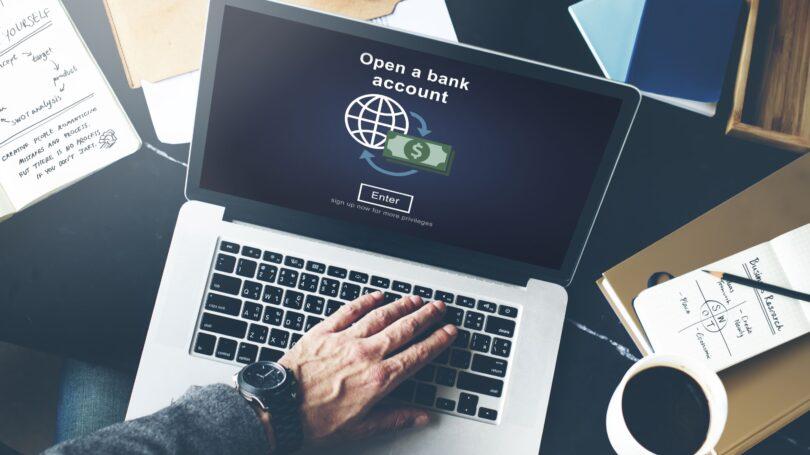 Opening Online Bank Account