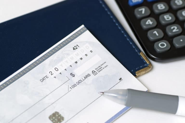 Need Paper Checks Use Safely