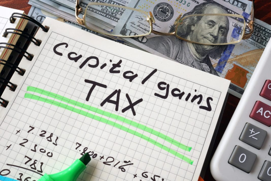 Calculate Capital Gains Tax