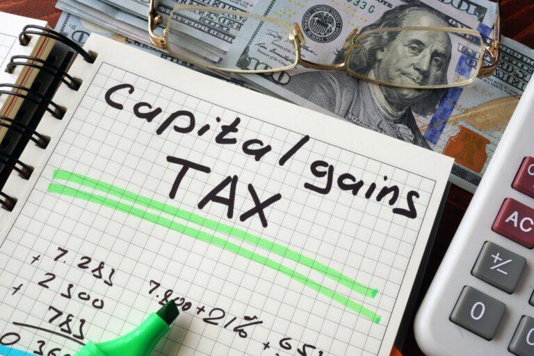 Calculate Capital Gains Tax