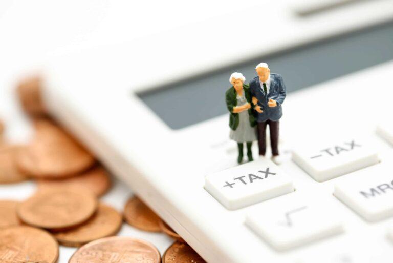 Elderly Couple Tax Calculation Retirement Pennies