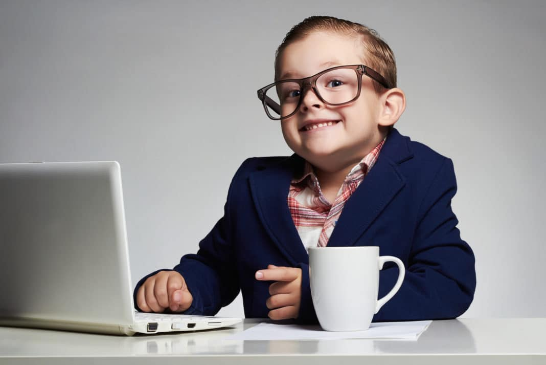 Kid Glasses Business Taxes