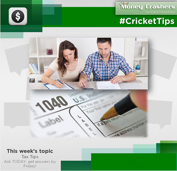 cricket tips tax