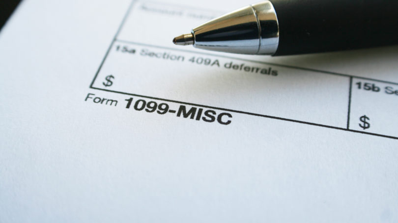 Irs Tax Form 1099