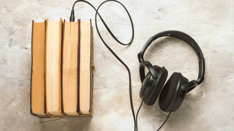 Audiobooks Headphones Books