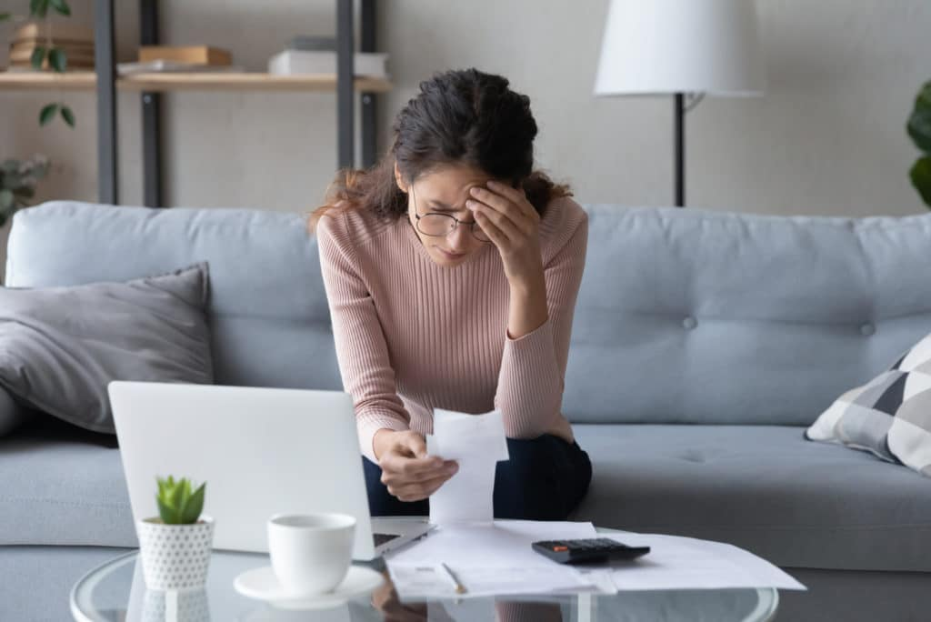 Curb Financial Anxiety