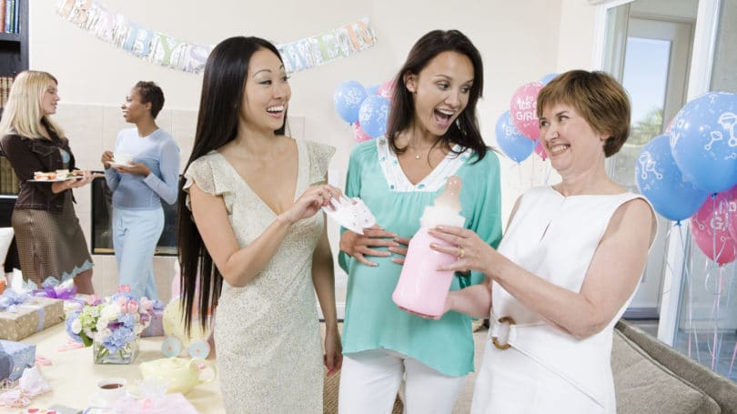 Cheap Baby Shower Games