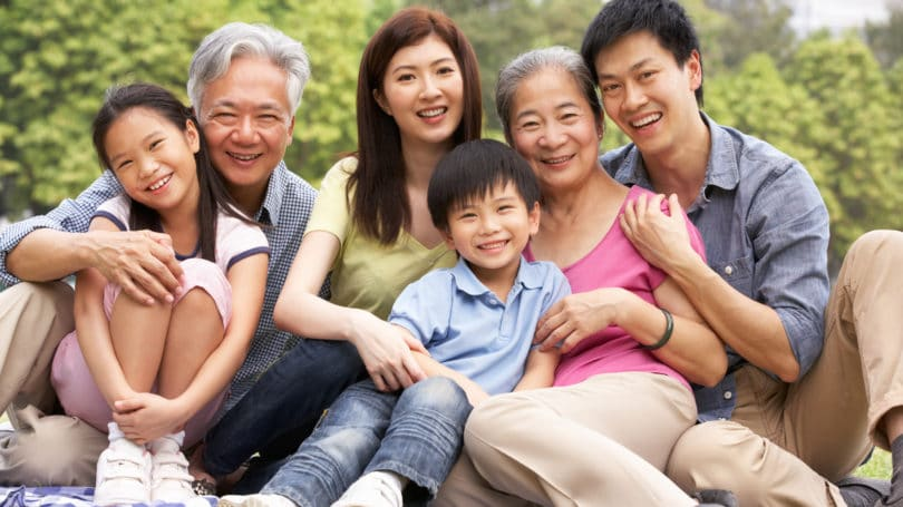 Multigenerational Household Works