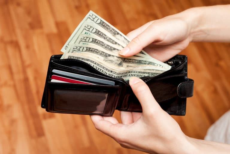 Reasons Carry Cash With You