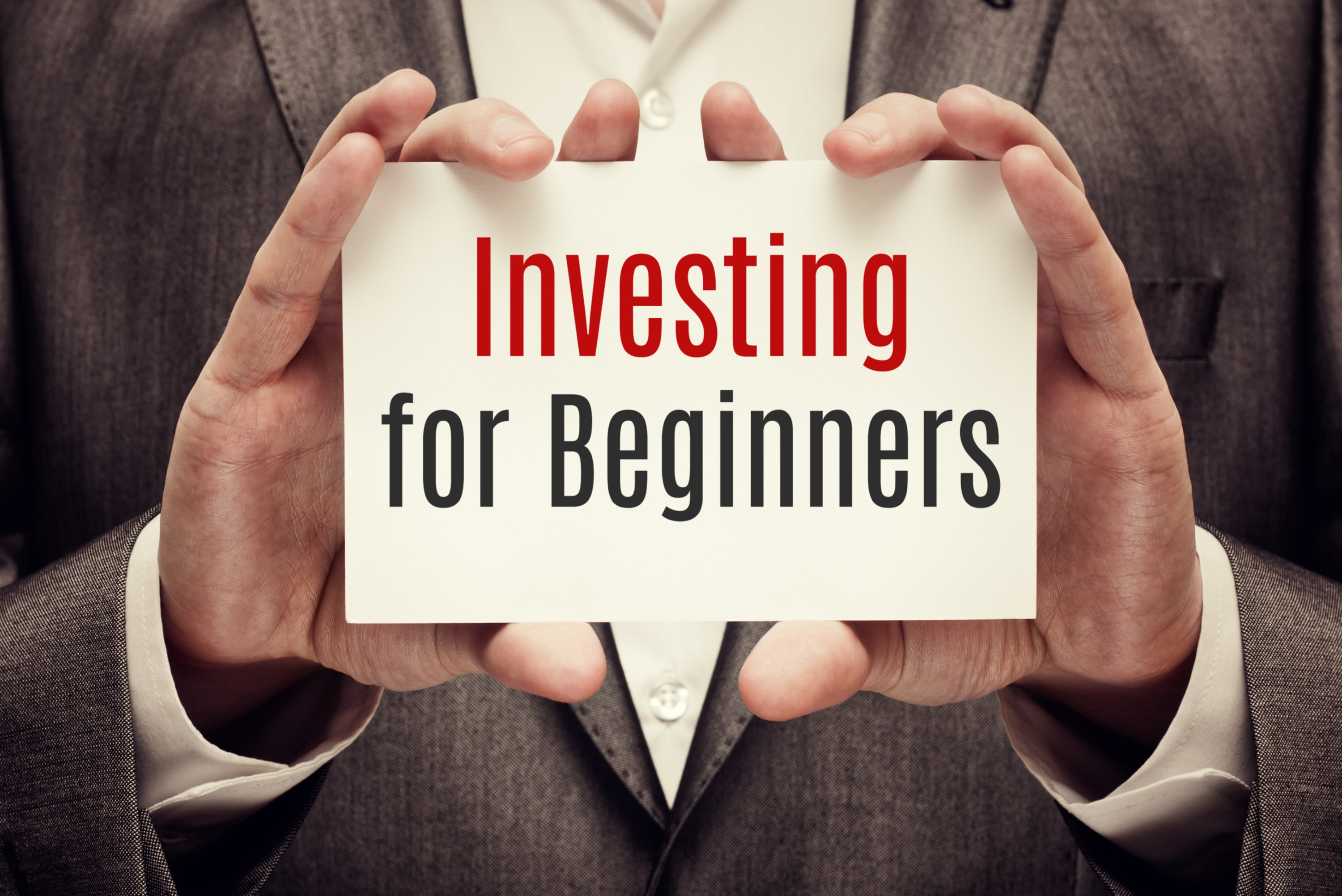 8 Stock Market Investing Tips & Guide for Beginners - Checklist