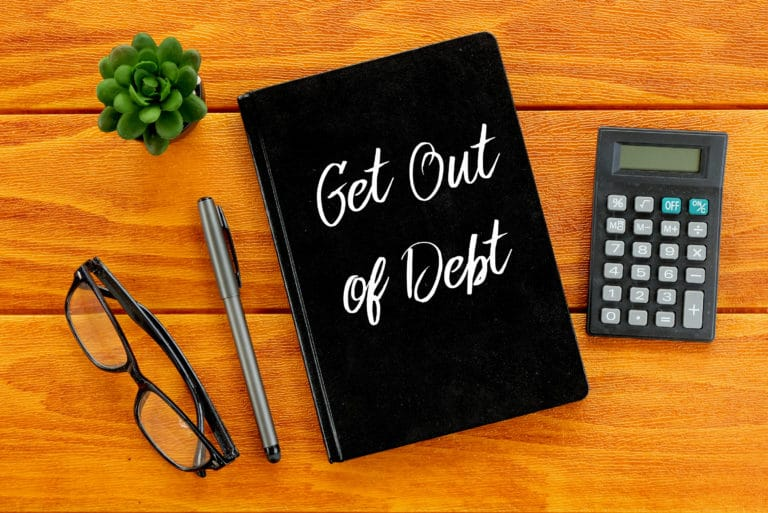 Stop Being Ashamed Of Your Debt And Take Control