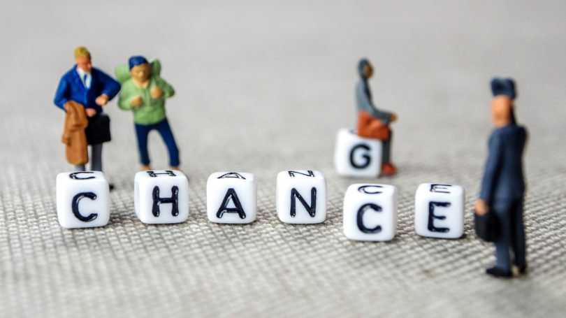 Change Chance Career Explore Dice Letters