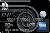 usaa american express rewards card