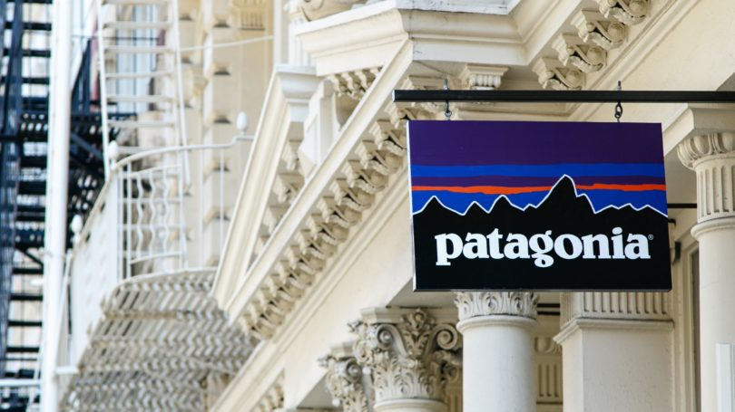 Patagonia Store In Soho New York City Eco Conscious