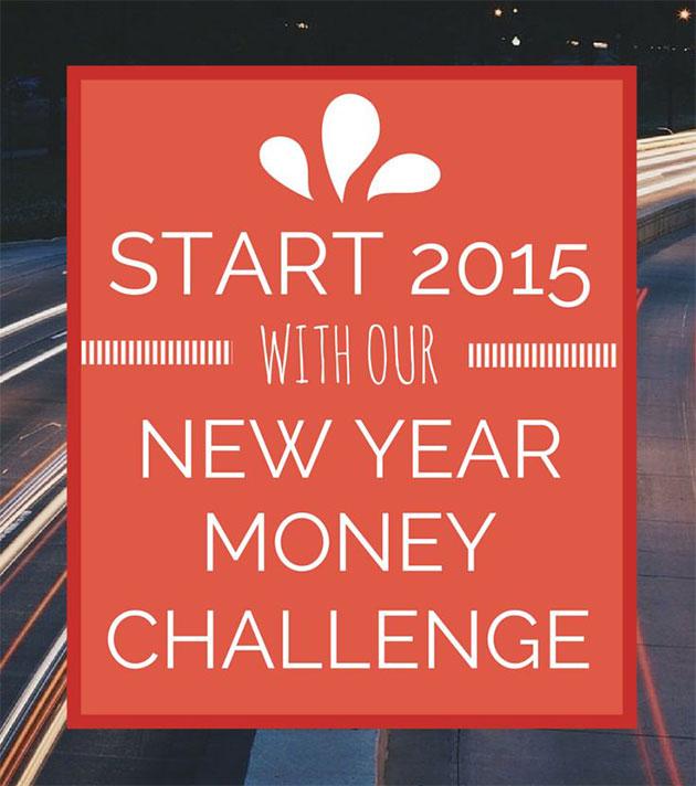 2015 money challenge