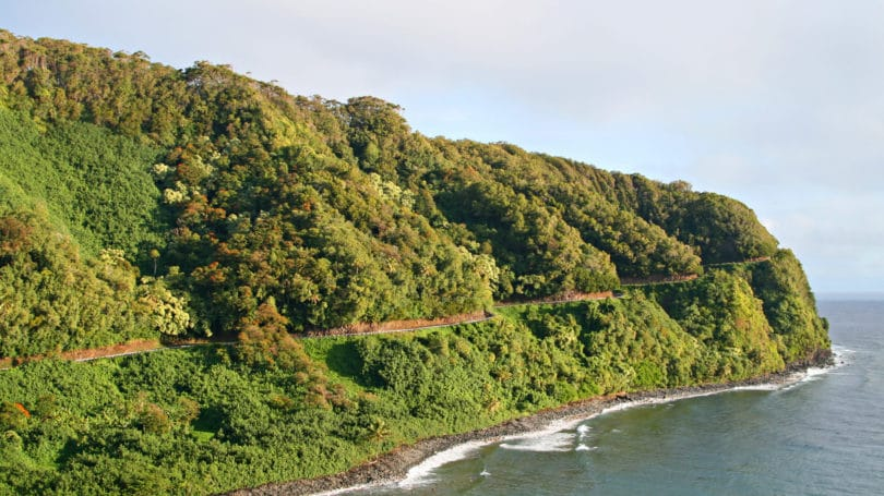 Hana Highway Hawaii
