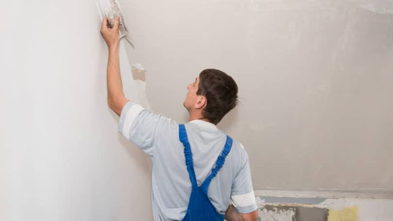 How To Remove A Stucco Popcorn Ceiling And Update Your Home