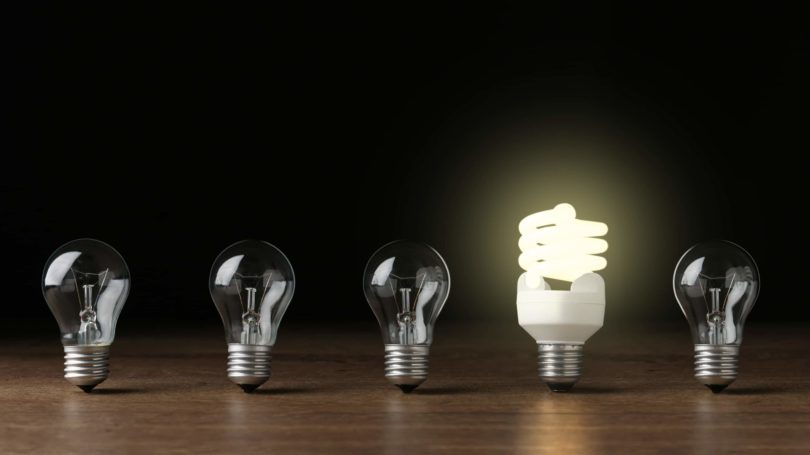 Energy Efficient Light Bulb Vs Others