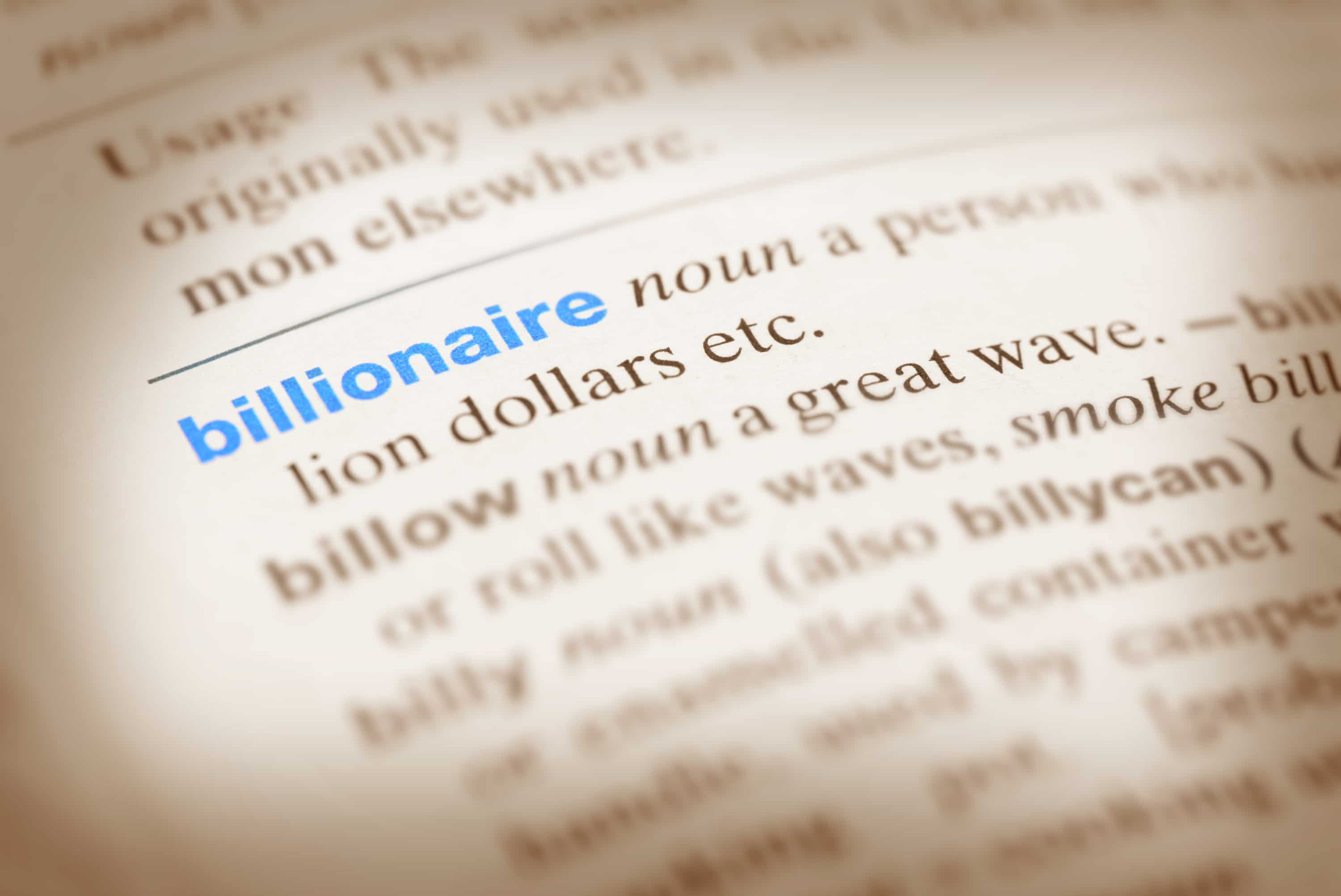 How to Become a Billionaire - 7 Characteristics of the Rich