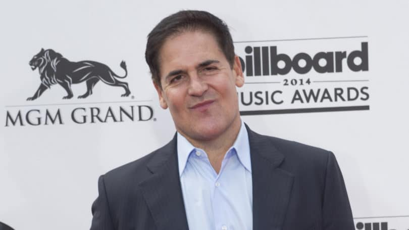 Never Forget Customer Mark Cuban